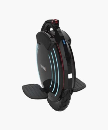InMotion V10F Electric Unicycle - Front side view