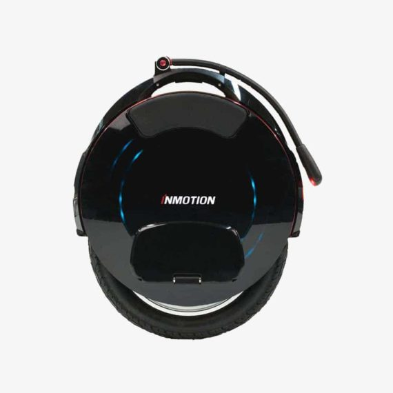 Inmotion V10 electric unicycle - Side view