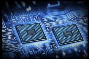 V10 V10F High Speed Dual Core CPU
