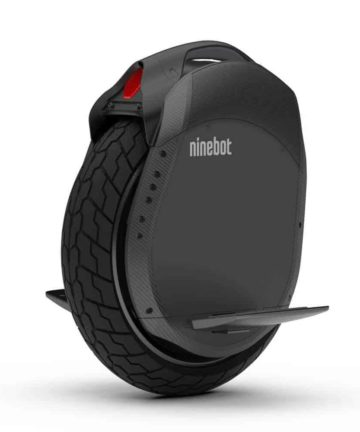 Ninebot by Segway One Z10 side view