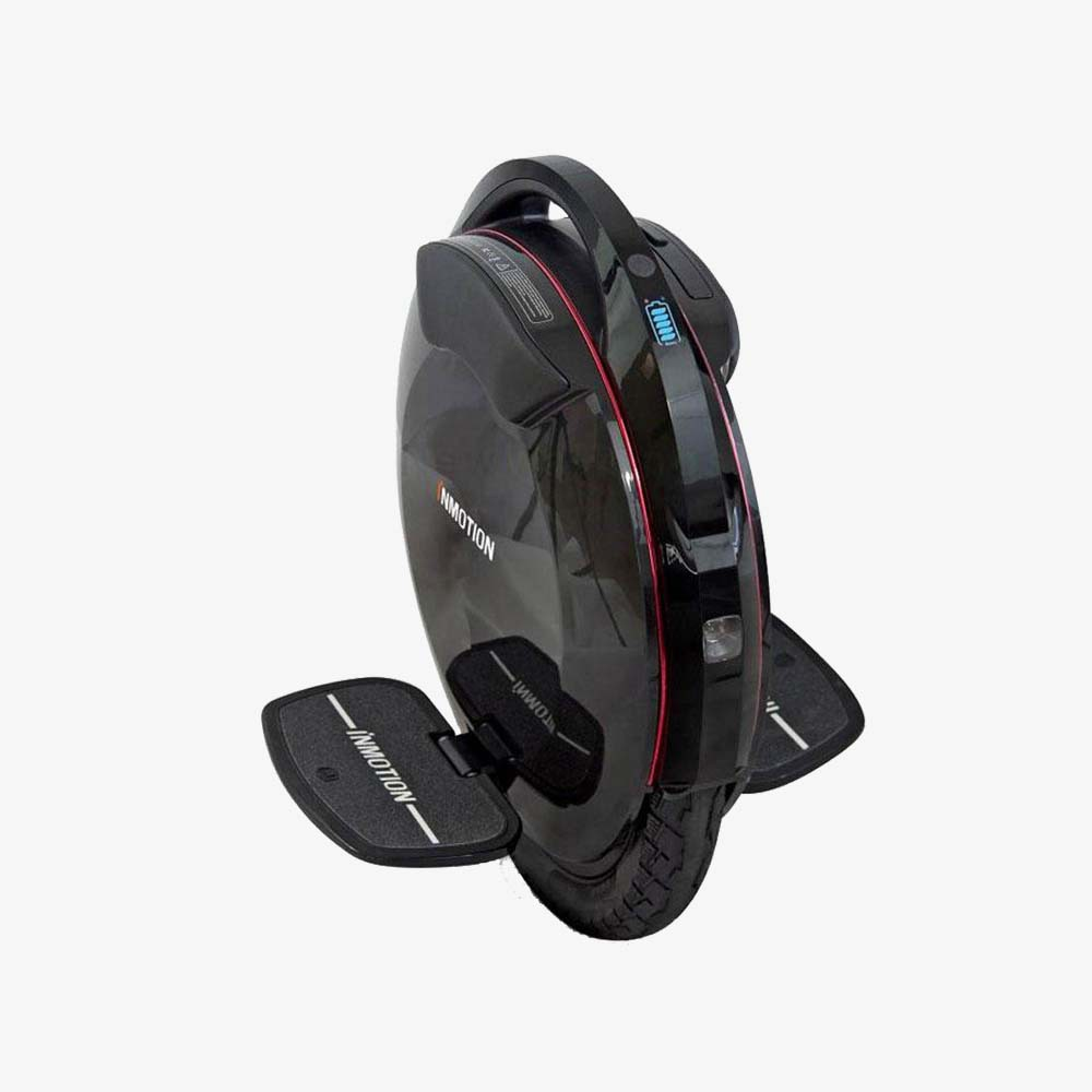 Inmotion V8F Electric unicycle 800W motor 518Wh battery