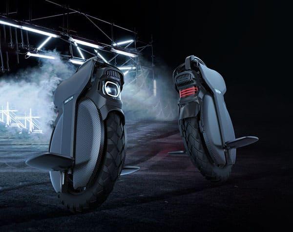 Inmotion V11 electric unicycle art