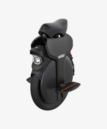 InMotion V11 Seat shown mounted on V11