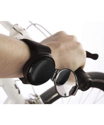 RearViz SL-15 Slim Line wearable rear view mirror