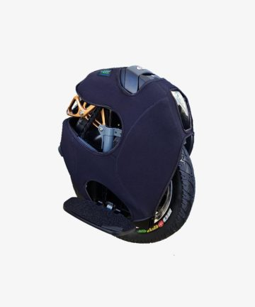 KS S18 EUC Bodyguard black front side