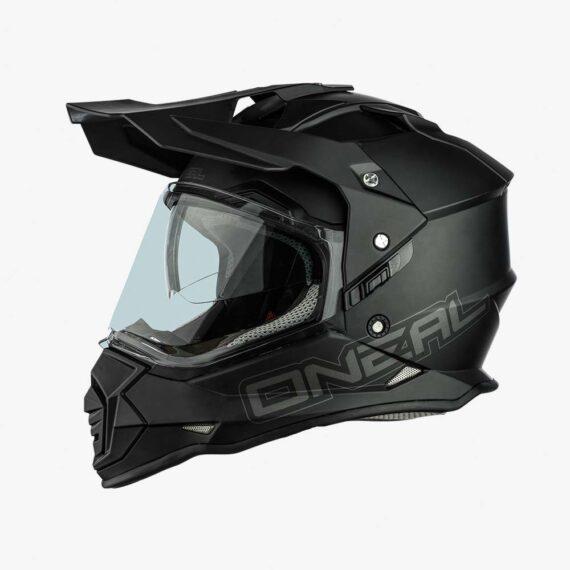 ONeal 2021 Seirra II Helmet Flat Black left