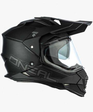 ONeal 2021 Seirra II Helmet Flat Black right