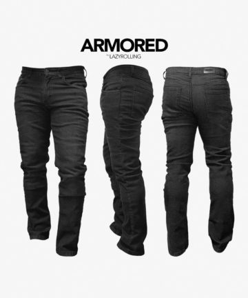 Lazrolling Armored Jeans
