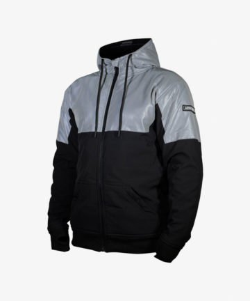 Lazyrolling Armored 2020 Reflective Jacket front angle