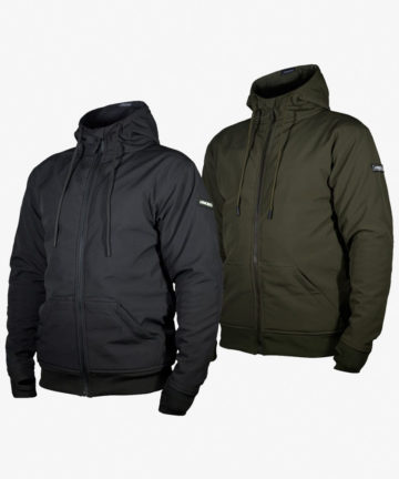 Lazyrolling Armored 2021 Jacket black and green