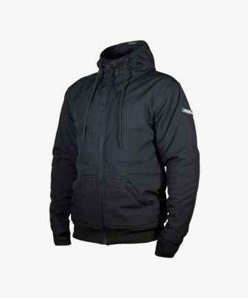 Lazyrolling Armored 2021 Jacket Black front angle