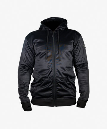 Lazyrolling Armored Performance Hoodie front