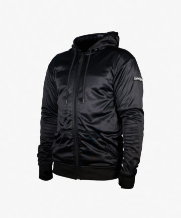 Lazyrolling Armored Performance Hoodie front angle