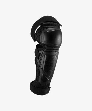 Leatt 3.0 EXT Kneeguards Black front right