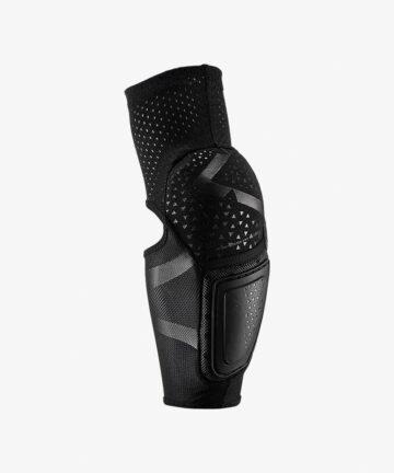 Leatt Elbow guards 3DF Hybrid black front right