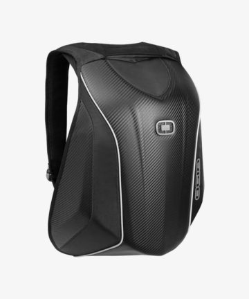 OGIO No Drag Mach S Stealth backpack front