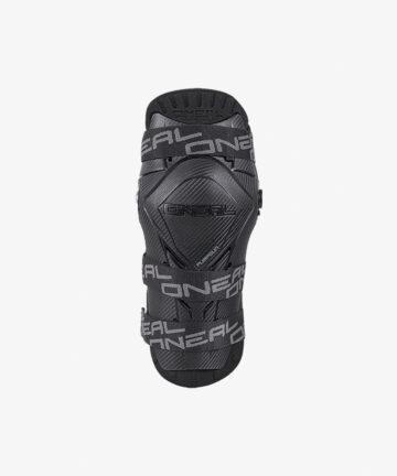 O'Neal Pumpgun Carbon Look Knee Guards front