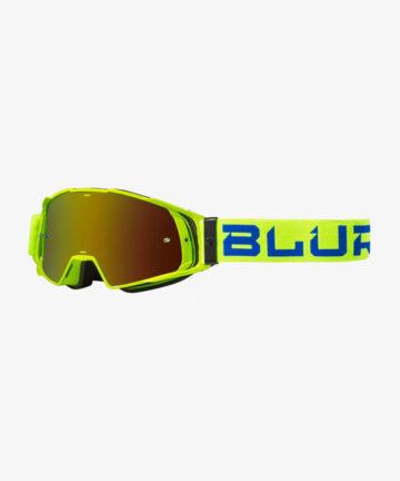 Blur B20 Goggles HiViz Blue