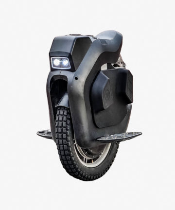 Begode Hero Electric Unicycle front side