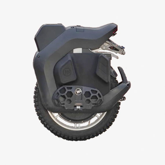 Begode Hero Electric Unicycle side view