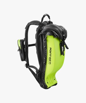 Point 65 Boblbee 20L GTX Trail Monkee - Fluo Lime side