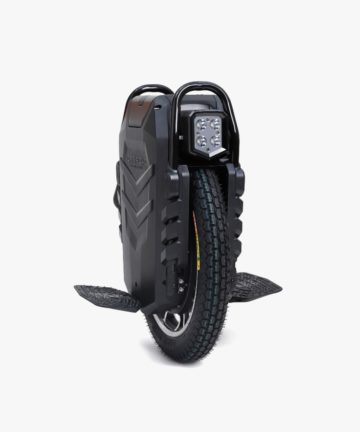 Veteran Abrams Electric Unicycle front side